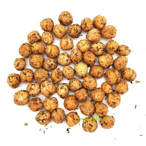 Pois chiches grillés BIO aux Herbes de Provence en vrac