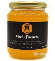 Miel d'acacia du Haut-Bugey