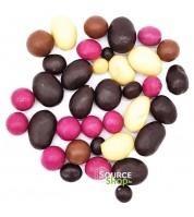 Mélange 4 couleurs BIO en vrac - chocolats