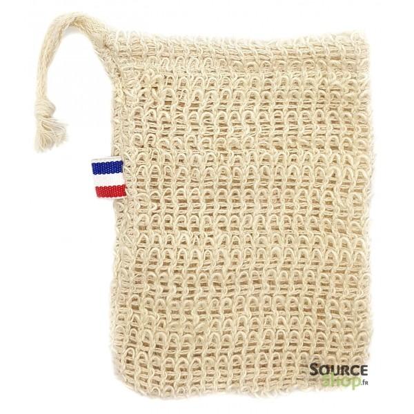 Filet à savon en sisal - Français & Artisanal
