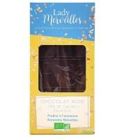 Chocolat noir praliné à l'ancienne BIO