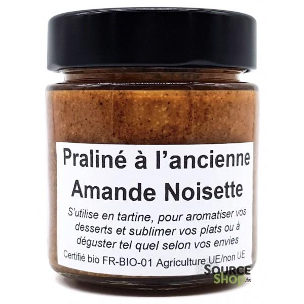 Praliné à l'ancienne BIO - Artisanal & Français - Lady Merveilles