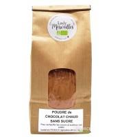 Chocolat chaud BIO non sucré