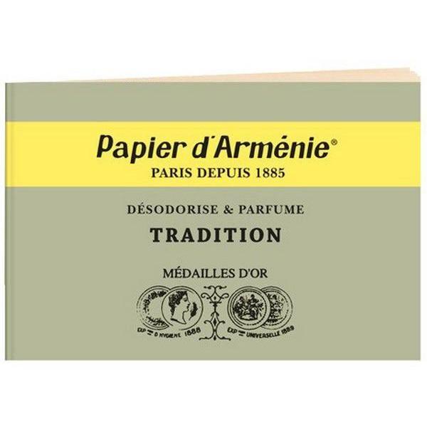 Papier d'Arménie Tradition - Carnet