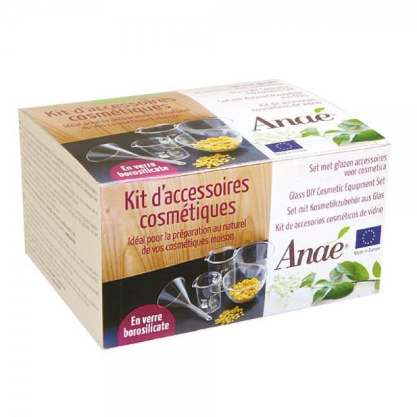 Kit fait maison d'accessoires cosmétiques - Anaé