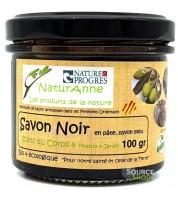 Savon noir BIO à l'huile d'olive