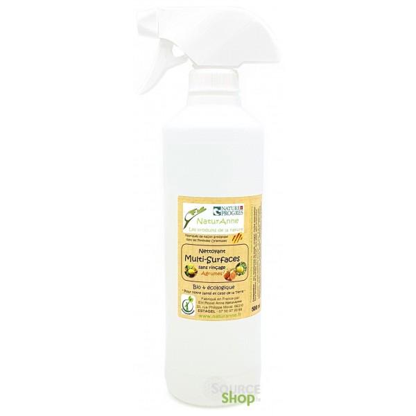 Nettoyant multi-surfaces BIO aux agrumes