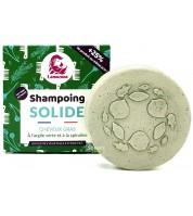 Shampooing solide pour cheveux gras à l'argile verte & spiruline - sans huile essentielle