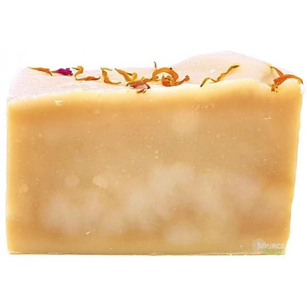 Savon au lait de chèvre & lavandin - Savonnerie Artisanale du Jura