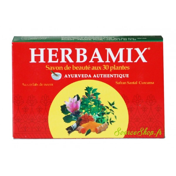 Savon Herbamix aux 30 plantes