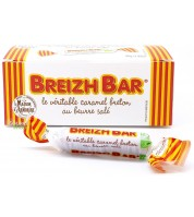 Petit caramel au beurre salé BIO - Breizh Bar