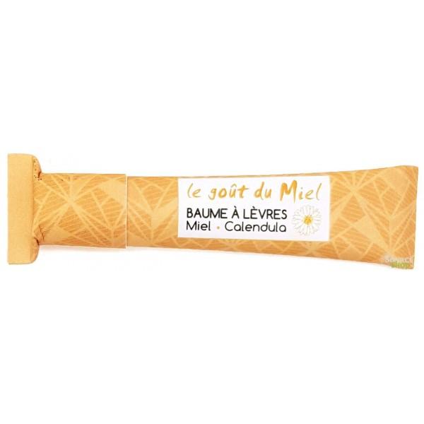 Stick à lèvres BIO au miel & calendula - Le Goût du Miel
