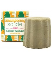 Shampooing solide pour cheveux normaux au pin sylvestre