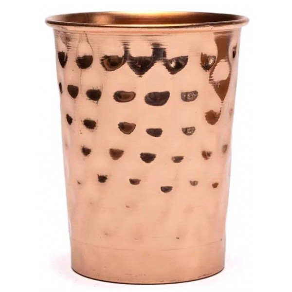 Gobelet en cuivre martelé - 250ml