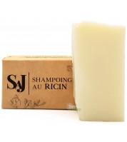 Shampooing solide BIO neutre au ricin - sans huiles essentielles