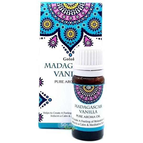 Huile aromatique Vanille de Madagascar - Goloka
