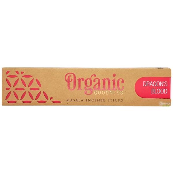 Encens ayurvédique Sang Dragon - Organic Goodness