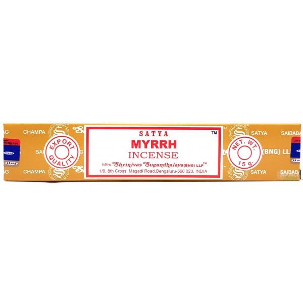 Encens Myrrhe - Satya