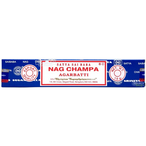 Encens Nag Champa - Satya