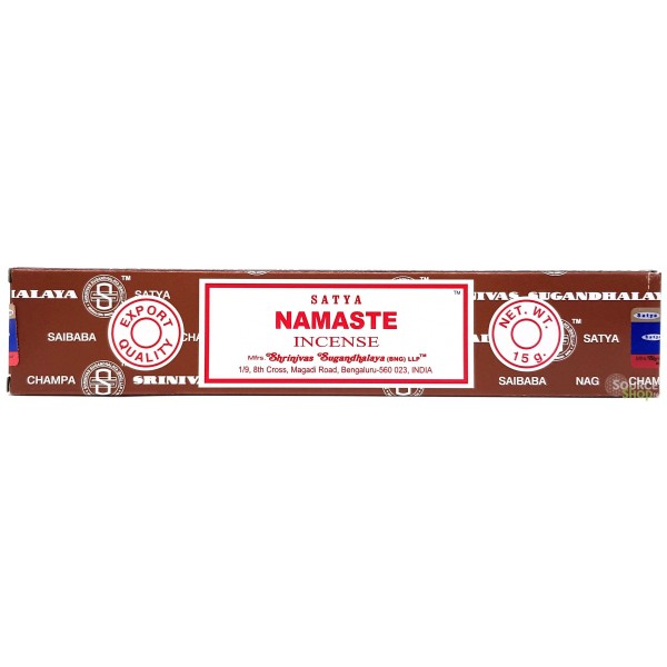 Encens Namaste - Satya