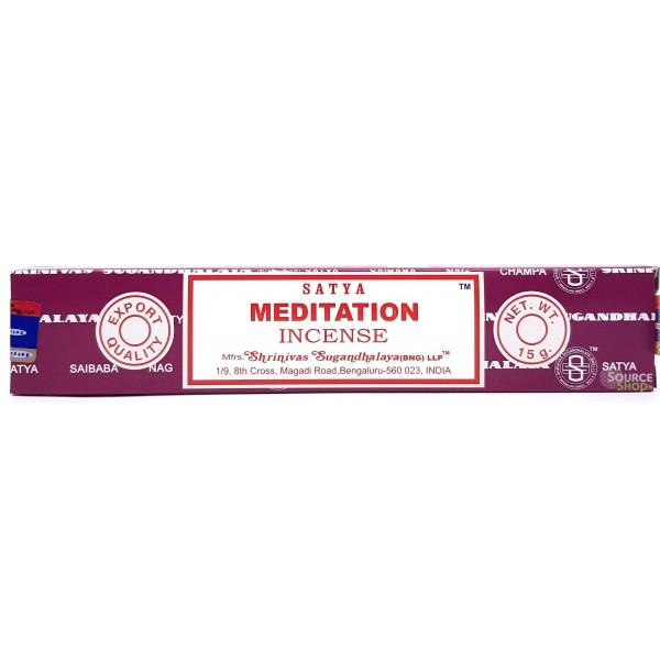 Encens Méditation - Satya