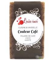 """Savon solide vaisselle BIO """"Couleur Café"""""""