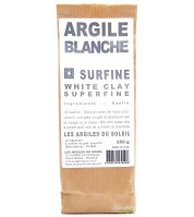 Argile blanche Kaolin - Surfine