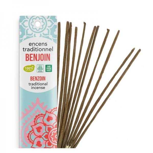 Encens Benjoin Divin - purification spirituelle - Les Encens du Monde