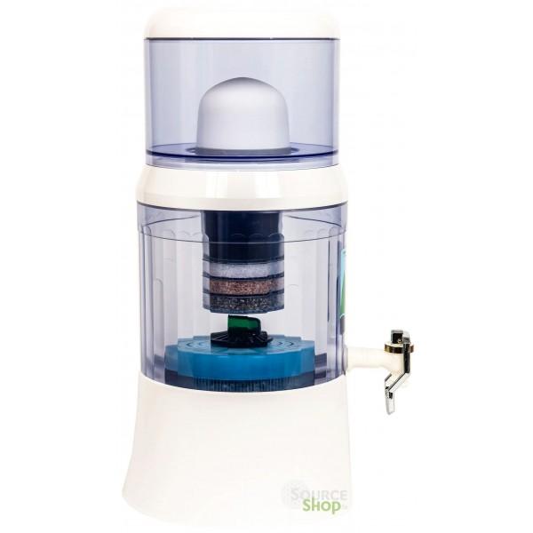 Fontaine EVA BEP - filtration extrême avec IRL et magnétisation