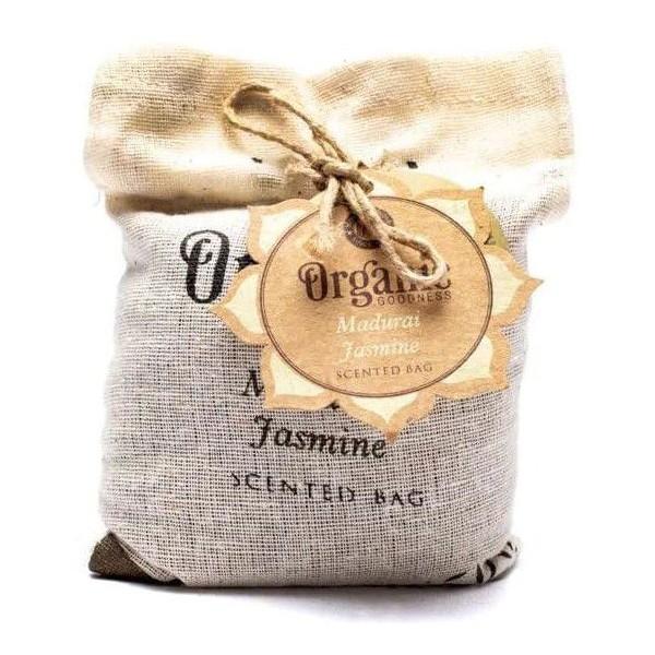 Sachet parfumé ayurvédique Jasmin - 150g - Organic Goodness