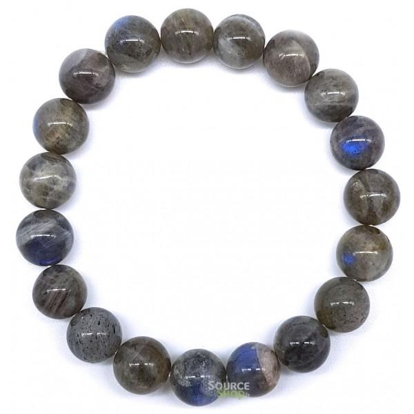 Bracelet Labradorite - Protection, Vitalité & Equilibre