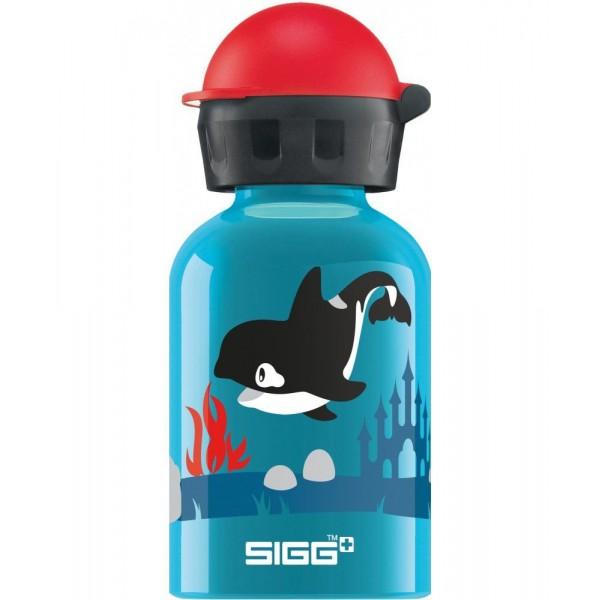 Gourde enfants - 0.3L - Orca Family - Sigg