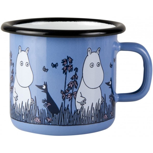 Mug en émail Moomin Friends - Muurla