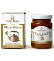 Grog BIO digestion au miel d'acacia, pollen & menthe poivrée