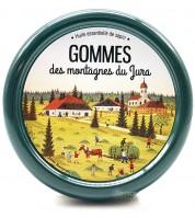 Gommes BIO des montagnes du Jura