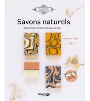 Savon au naturel : saponification à froid & techniques de décor