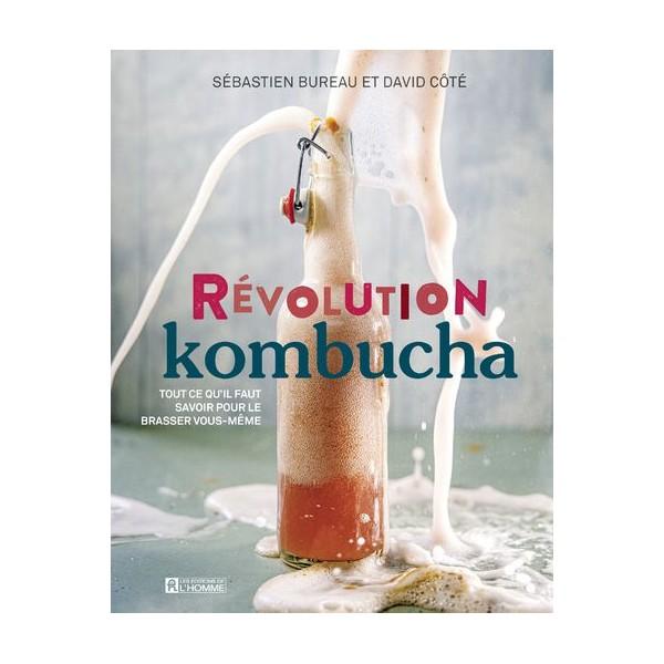Révolution Kombucha - David Côté