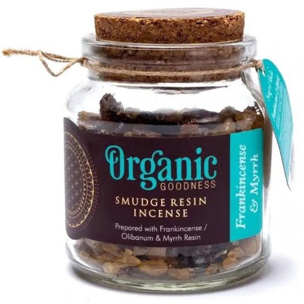 Encens résine Encens & Myrrhe - Organic Goodness