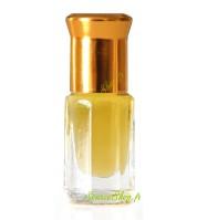 Parfum roll-on senteur Gris