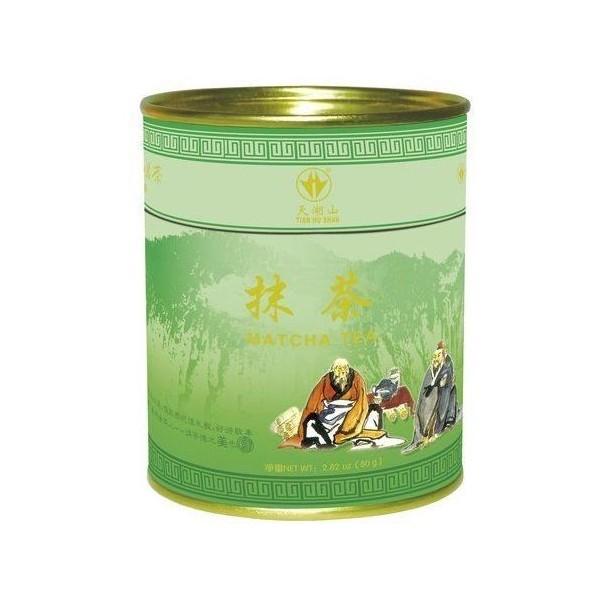 MATCHA DE CHINE - TIAN HU SHAN (抹茶)